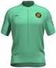 Columbus Crew Flash Green Keeper Short Sleeve Cycling Jersey