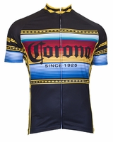 Corona Modern Men's Short Sleeve Cycling Jersey