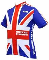 Country Cycling Jerseys