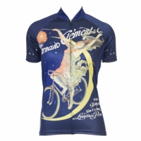Cycle The Moon Women's Cycling Jersey