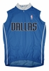 Dallas Mavericks Away Sleeveless Cycling Jersey Free Shipping