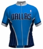 Dallas Mavericks Wind Star Cycling Jersey