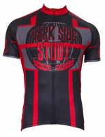 Dark Side Stout Men's Short Sleeve Cycling Jersey