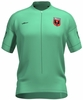 DC United Flash Green Keeper Short Sleeve Cycling Jersey