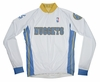 Denver Nuggets Long Sleeve Cycling Jersey Free Shipping