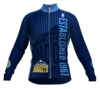 Denver Nuggets Retro Long Sleeve Cycling Jersey