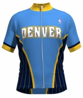 Denver Nuggets Wind Star Cycling Jersey