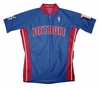 Detroit Pistons Away Cycling Jersey