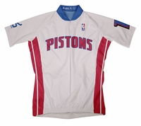 Detroit Pistons Cycling Jersey Free Shipping