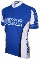 Duke Blue Devils Cycling Jersey Free Shipping