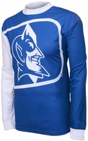 Duke Blue Devils Long Sleeved Bike Jersey