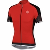 Entrata FZ Cycling Jersey Red/Black