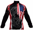 Fallen Warrior Lined Eurotherm Cycling Jacket