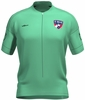 FC Dallas Flash Green Short Sleeve Keeper Cycling Jersey