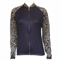 Filigree Women's Thermal Cycling Jersey