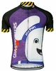 Ghostbusters Stay Puft Men's Cycling Jersey