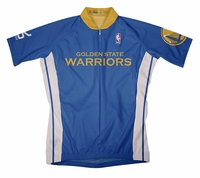 Golden State Warriors Away Cycling Jersey