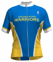 Golden State Warriors Wind Star Cycling Jersey