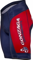 Gonzaga Bulldogs Cycling Shorts