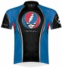 Grateful Dead Team Steal Your Face Cycling Jersey Free Shipping