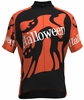 Halloween Black Cat Cycling Jersey