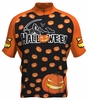 Halloween Pumpkins Cycling Jersey