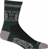 Hawaii Warriors Socks
