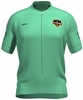 Houston Dynamo Flash Green Short Sleeve Keeper Cycling Jersey