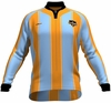 Houston Dynamo Long Sleeve Cycling Jersey
