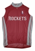 Houston Rockets Away Sleeveless Cycling Jersey