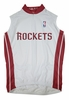 Houston Rockets Sleeveless Cycling Jersey Free Shipping