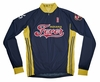 Indiana Fever Away Long Sleeve Cycling Jersey