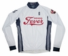 Indiana Fever Home Long Sleeve Cycling Jersey