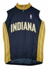 Indiana Pacers Away Sleeveless Cycling Jersey