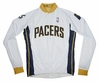 Indiana Pacers Long Sleeve Cycling Jersey Free Shipping