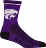 Kansas State Cycling Socks
