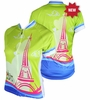La Tour Eiffel Women's Cycling Jersey