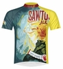 Left Hand Sawtooth Men's Jersey