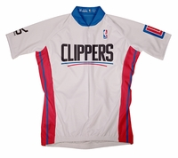 Los Angeles Clippers Cycling Jersey Free Shipping