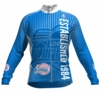 Los Angeles Clippers Retro Long Sleeve Cycling Jersey