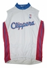 Los Angeles Clippers Sleeveless Cycling Jersey Free Shipping