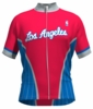 Los Angeles Clippers Wind Star Cycling Jersey
