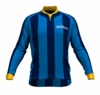 Los Angeles Galaxy Long Sleeve Cycling Jersey
