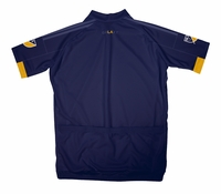 Los Angeles Galaxy Secondary Short Sleeve Cycling Jersey
