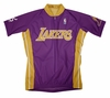 Los Angeles Lakers Away Cycling Jersey Free Shipping