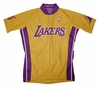 Los Angeles Lakers Cycling Jersey Free Shipping