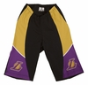 Los Angeles Lakers Cycling Shorts Free Shipping