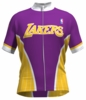 Los Angeles Lakers Wind Star Cycling Jersey