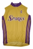 Los Angeles Sparks Home Sleeveless Cycling Jersey