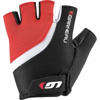 Louis Garneau Biogel RX-V Red Cycling Glove